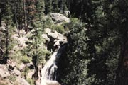 Photo: JEMEZ FALLS (NM) PICNIC AREA