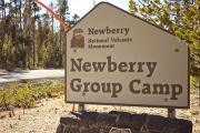 Photo: NEWBERRY GROUP CAMP SITE