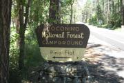 Photo: PINE FLAT CAMPGROUND WEST