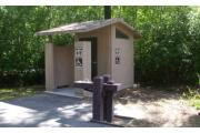 Photo: SPRING GULCH (MT) Outhouses