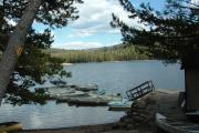 Photo: LODGEPOLE GROUP LAKE ALPINE (CA)