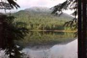 Photo: View of Balls Lake from Eagle's Nest Campground
