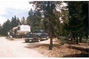 Photo: COLUMBINE CAMPGROUND
