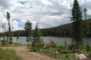 Photo: TEAL LAKE GROUP CAMPSITE