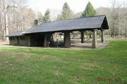 Photo: DEEP CREEK PICNIC PAVILION
