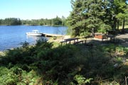 Photo: RAINY LAKE GROUP CAMPSITE