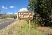 Photo: FISH CREEK CAMPGROUND