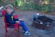 Family fun at Amity Campground