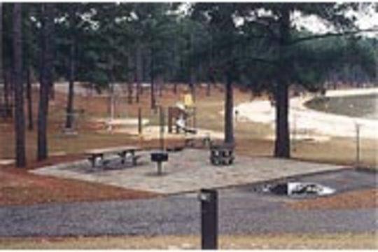 Camping At COTTON HILL GA