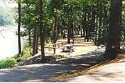 Photo: PAYNE CAMPGROUND-ALLATOONA LAKE