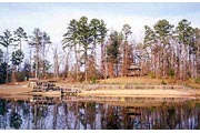 Photo: TOWN CREEK CAMPGROUND - WEST POINT - MS