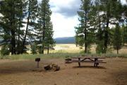 Photo: LOGGER CAMPGROUND