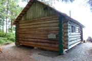 Photo: BIG SHAHEEN CABIN (AK)