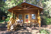 Photo: KEGAN COVE CABIN