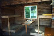 Photo: PORT CHALMERS CABIN interior 1