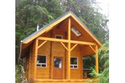 Photo: KADAKE BAY CABIN