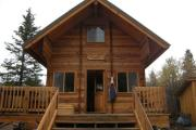 Photo: TROUT LAKE CABIN