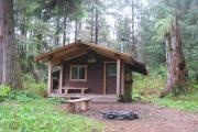 Photo: KAH SHEETS BAY CABIN