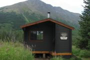 Photo: CRESCENT SADDLE CABIN