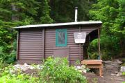 Photo: BARANOF LAKE CABIN
