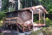 Photo: STANEY CREEK CABIN