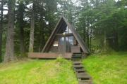 Photo: BERG BAY CABIN
