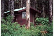 Photo: SITUK LAKE CABIN