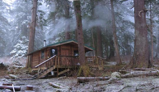 Camping at salmon lake cabin sitka ak for Alaska cottage