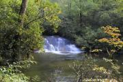 Photo: COVE CREEK FALLS