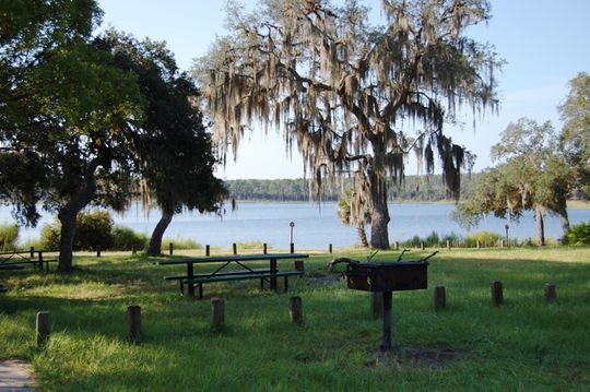 Buck Lake Group Campground Fl Facility Details
