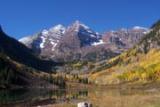 Photo: Maroon Bells Amphitheatre
