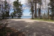 Boat Access to Cass Lake from South Pike Bay Campground