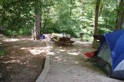 Photo: CAVE MOUNTAIN LAKE GROUP CAMP