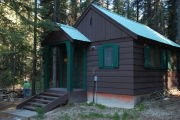 Photo: COTTONWOOD CABIN