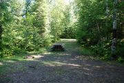 Photo: EAST BEARSKIN LAKE CAMPGROUND