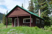 Photo: INDIAN CREEK GUARD STATION