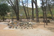 Photo: PINES GROUP SITE - STONY GORGE RESERVOIR