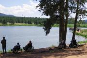 Photo: MANITOU LAKE PAVILION