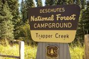 Photo: Trapper Creek Campground