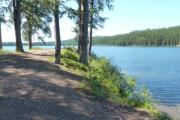 Photo: LAKE INEZ POINT 6 (GROUP CAMP SITE)
