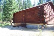 Photo: SILVERTIP CABIN