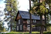 Photo: OLD CONDON RANGER STATION(MT)