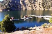 Photo: PYRAMID LAKE - LOS ALAMOS CAMPGROUND