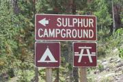 Photo: SULPHUR CAMPGROUND