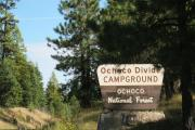 Photo: OCHOCO DIVIDE GROUP SITE