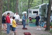 Photo: CROSSLAKE CAMPGROUND