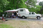 HERNANDO POINT (MS) Campground