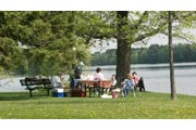 Photo: POKEGAMA DAM CAMPGROUND