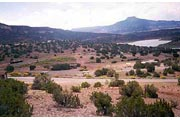 Photo: RIANA - ABIQUIU LAKE