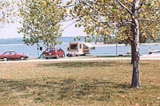 Camping At Ruark Bluff East Mo